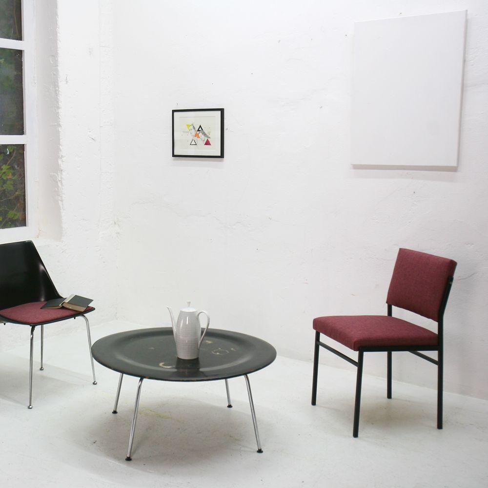 CTM Couchtisch von Charles & Ray Eames für Herman Miller