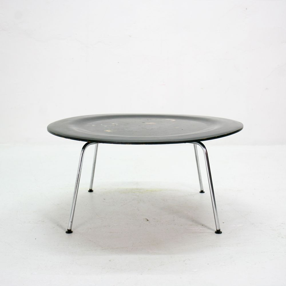 Ctm Coffee Table By Charles Ray Eames For Herman Miller 1950s For Sale At Pamono