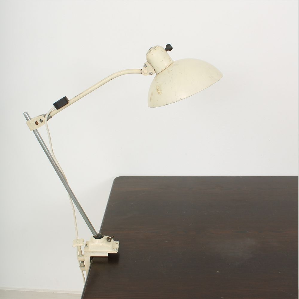 vintage 6732 table lamp from kaiser idell for sale at pamono. Black Bedroom Furniture Sets. Home Design Ideas