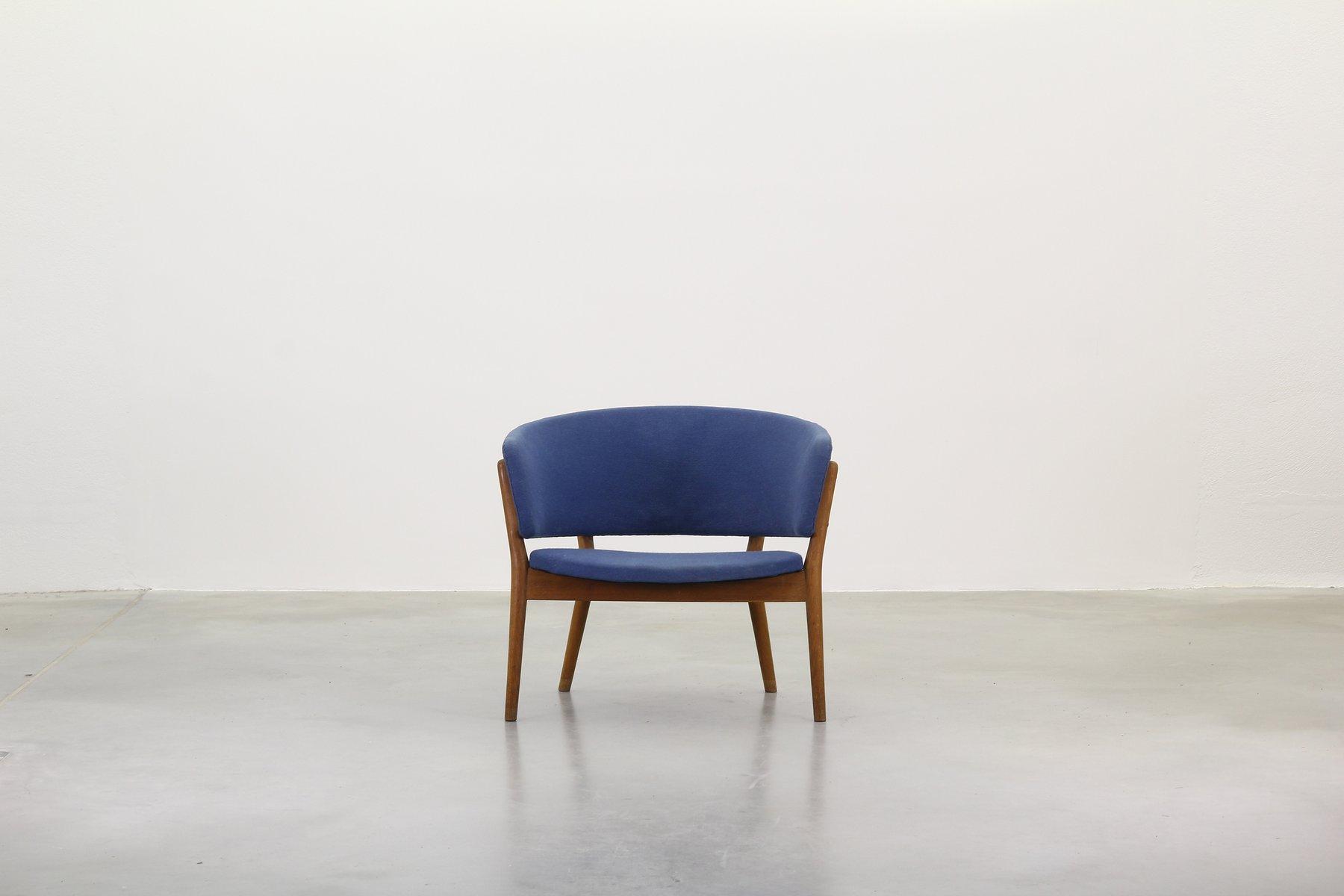 lounge stuhl nd 83 von nanna ditzel f r s ren willadsen bei pamono kaufen. Black Bedroom Furniture Sets. Home Design Ideas