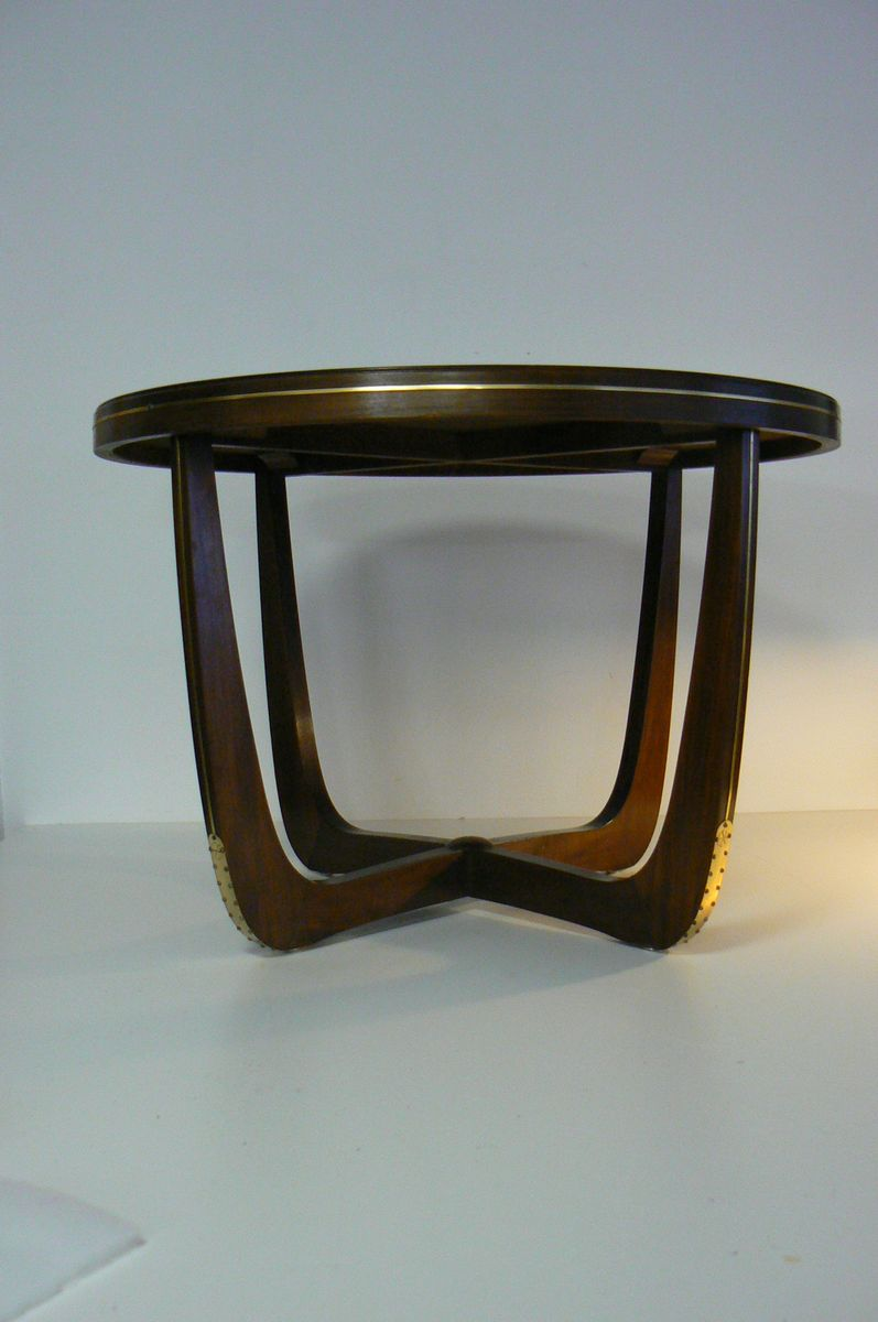 art d co coffee table from ilse m bel for sale at pamono. Black Bedroom Furniture Sets. Home Design Ideas