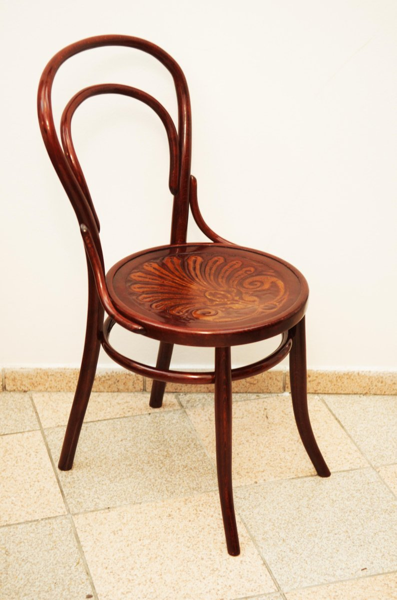 beech bentwood chair