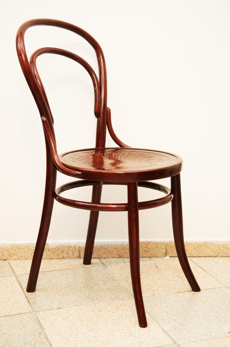 beech bentwood chair 1900 for sale at pamono. Black Bedroom Furniture Sets. Home Design Ideas