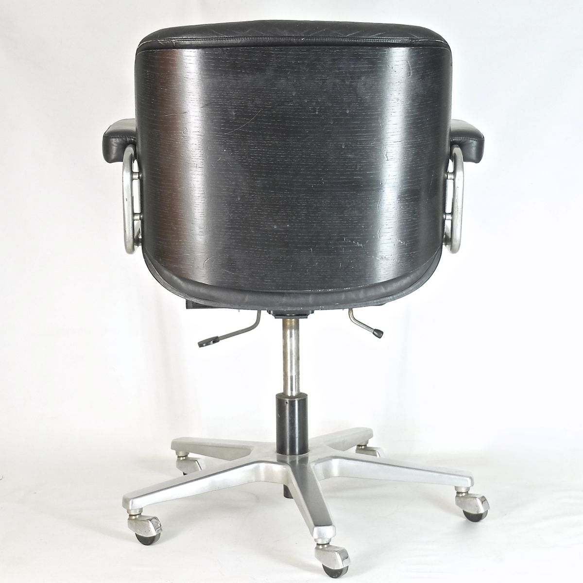 Vintage Office Chair From Stoll Giroflex 1970s For Sale