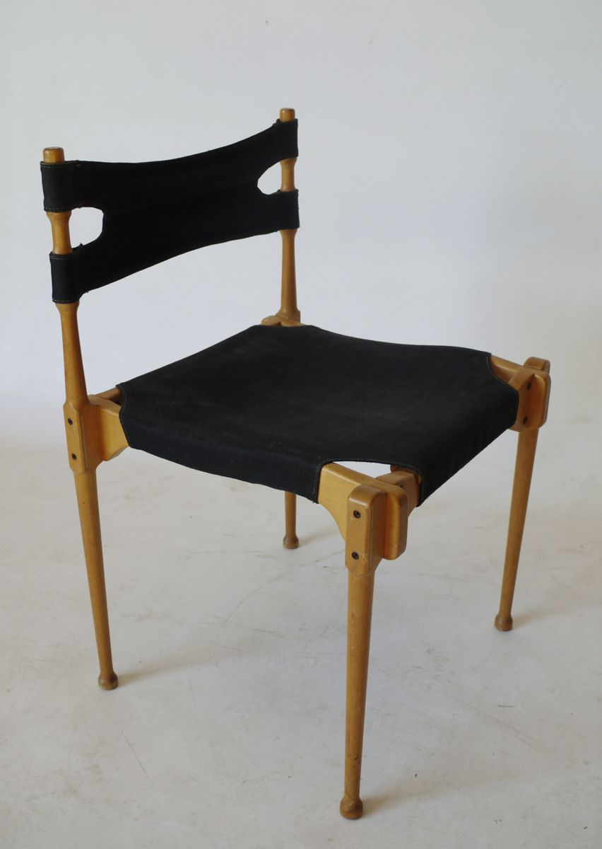 Chaise montreal par frei otto pour karl fr scher 1960s en vente sur pamono - Chaises eames montreal ...