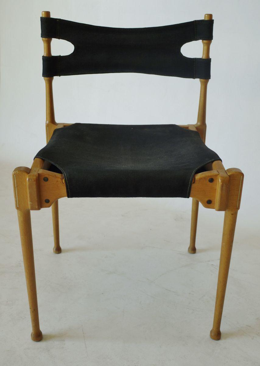 Chaise montreal par frei otto pour karl fr scher 1960s en for Chaises eames montreal