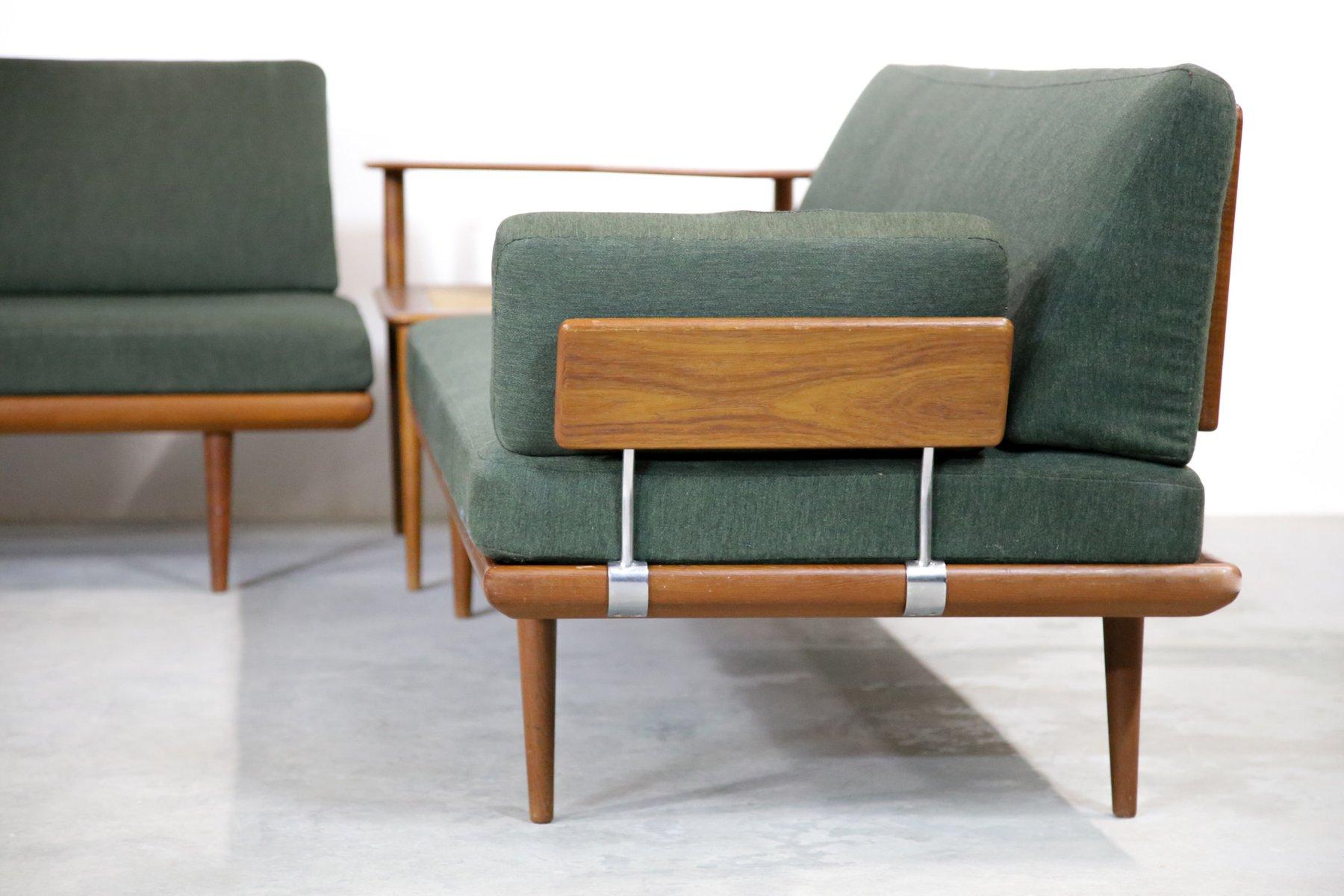 mobilier de salon scandinave par orla molgaard nielsen. Black Bedroom Furniture Sets. Home Design Ideas