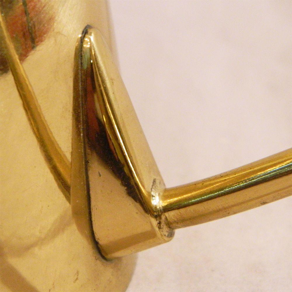 vintage modell 4154 gie kanne aus messing von carl aub ck bei pamono kaufen. Black Bedroom Furniture Sets. Home Design Ideas