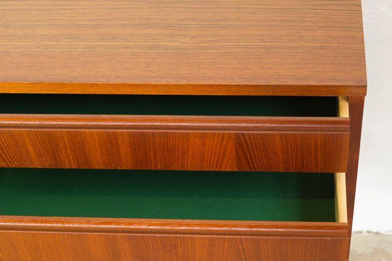 Scandinavian Modern Teak Sideboard for sale at Pamono