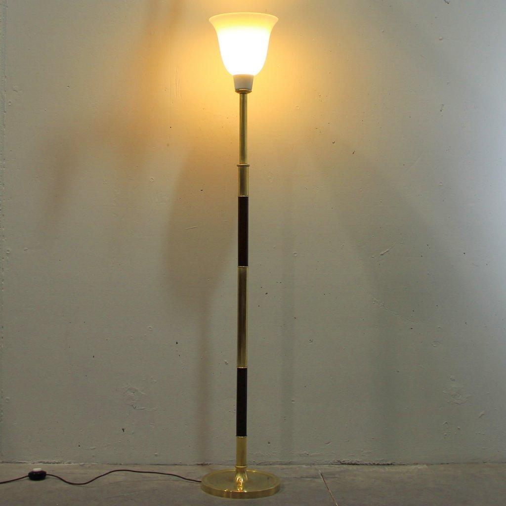 Spanische art deco stehlampe von metalarte 1940er bei - Spanische deko ...