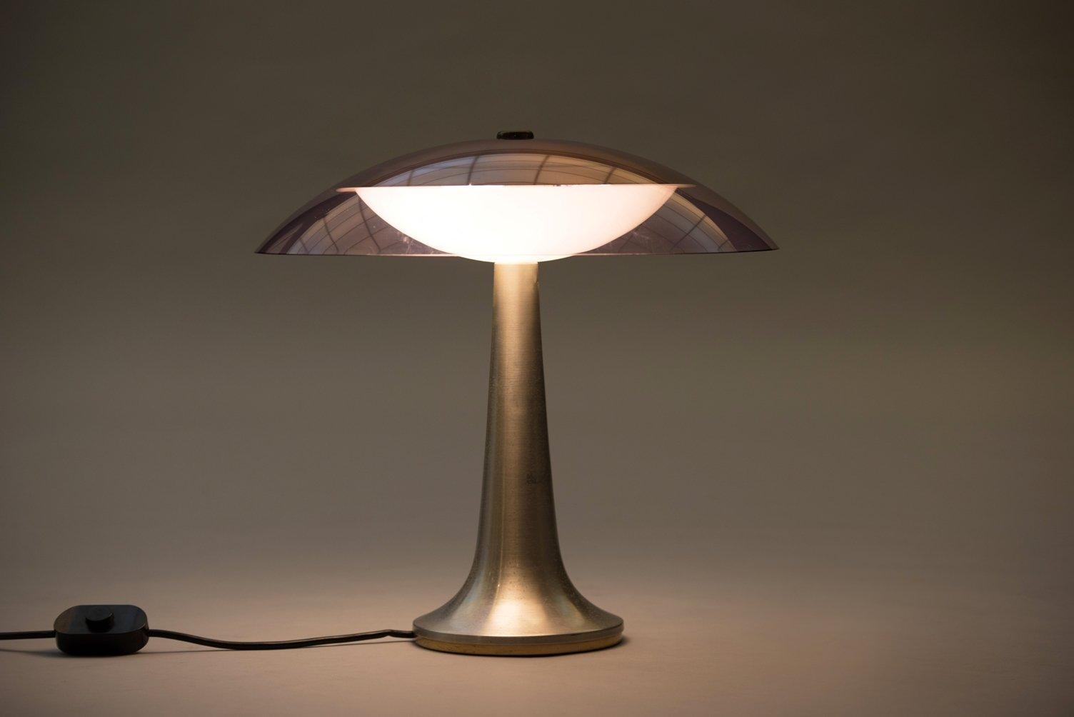 Lampada da tavolo vintage di stilux milano in vendita su - Lampada da tavolo pipistrello ...