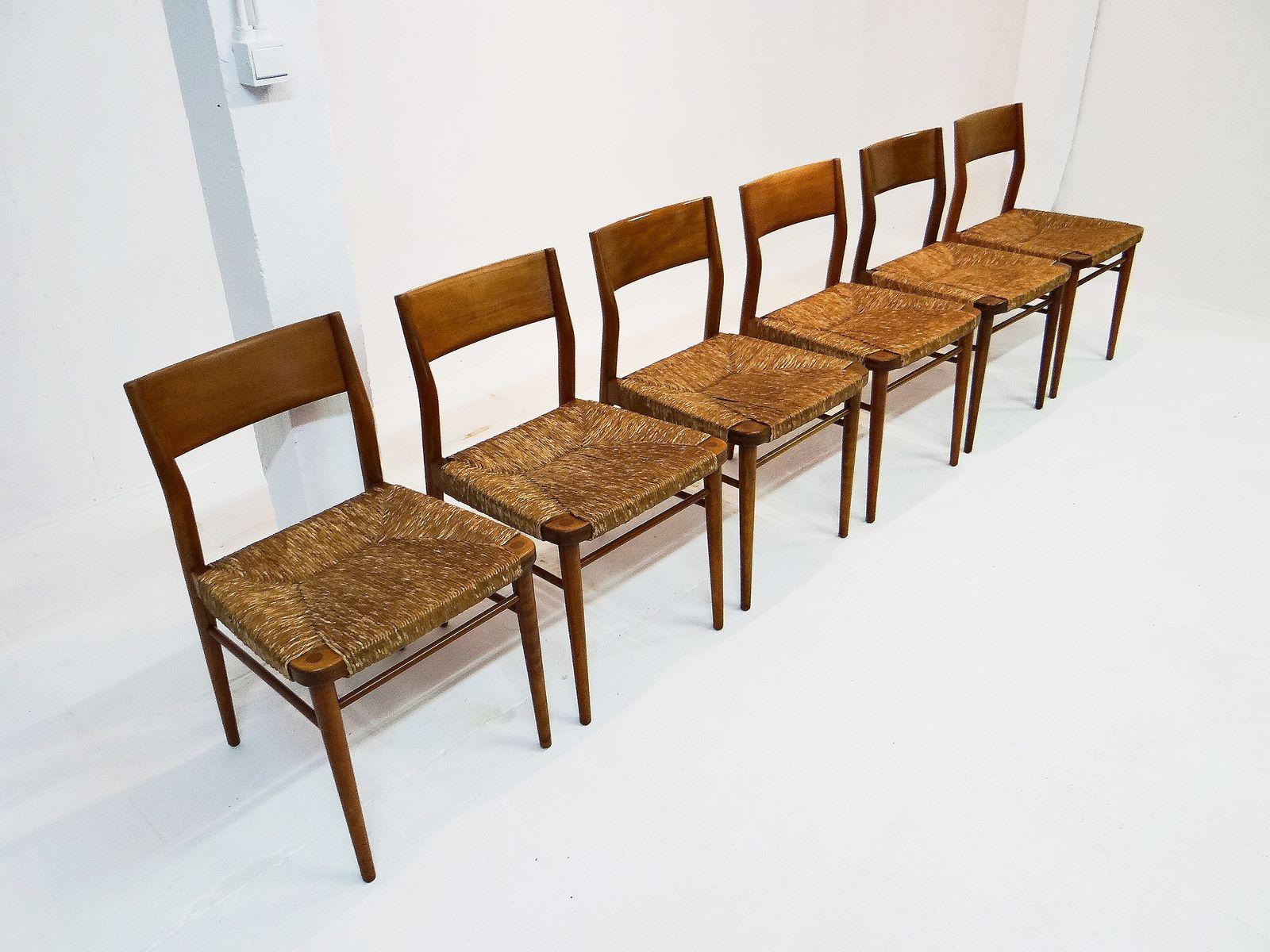 modell 351 esszimmerst hle von georg leowald f r wilkhahn. Black Bedroom Furniture Sets. Home Design Ideas