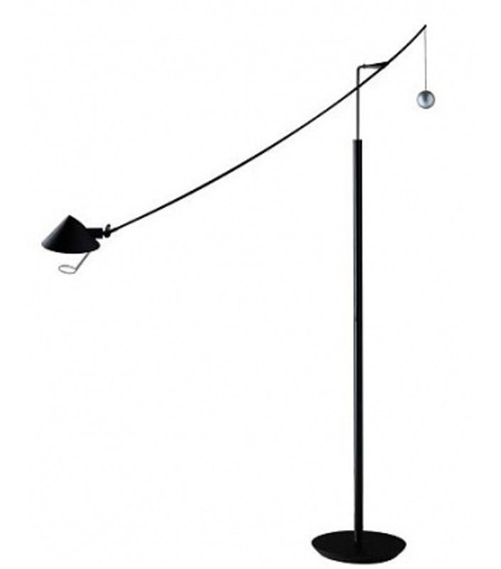 Nestore Floor Lamp By Carlo Forcolini For Artemide For Sale At Pamono