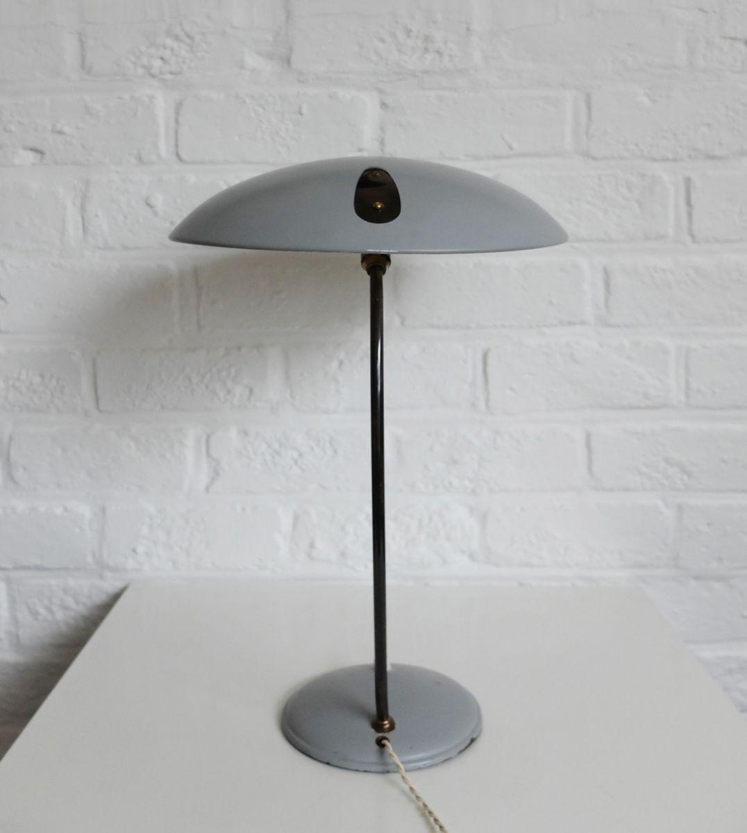 lampe de bureau par louis kalff pour phillips pays bas en vente sur pamono. Black Bedroom Furniture Sets. Home Design Ideas