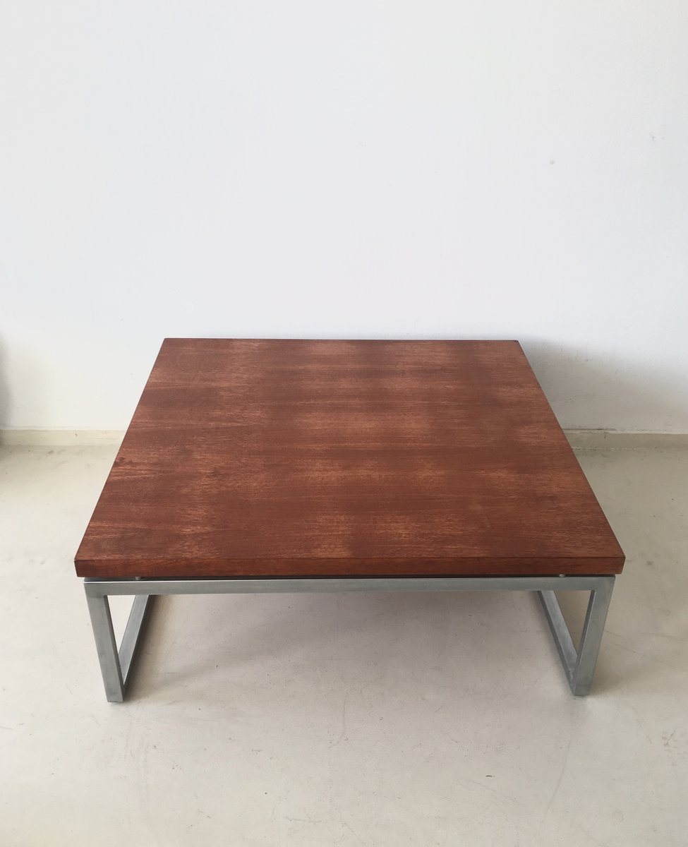 Vintage Industrial Dutch Coffee Table For Sale At Pamono