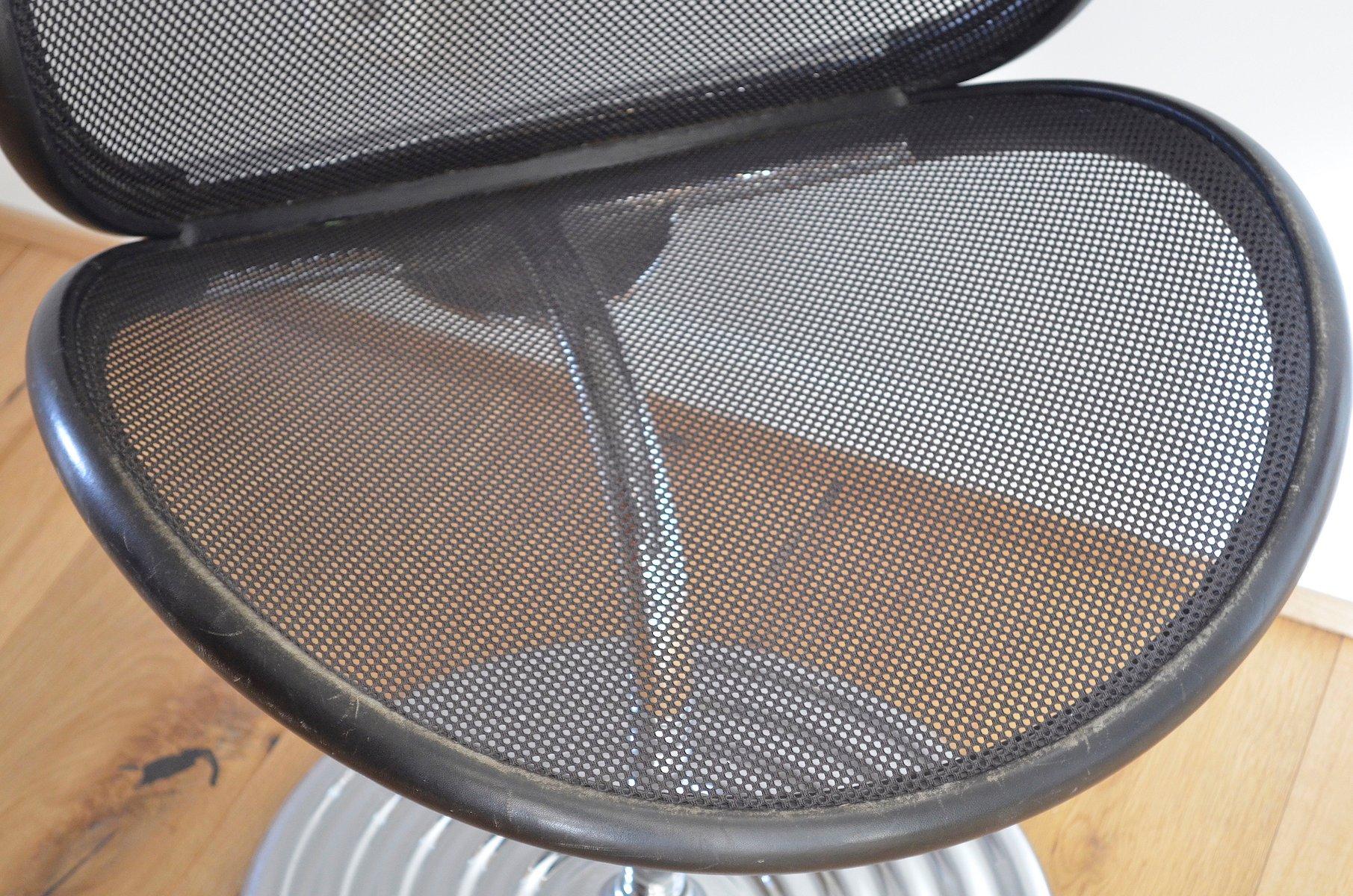 vintage o line side chair by herbert ohl for wilkhan m bel for sale at pamono. Black Bedroom Furniture Sets. Home Design Ideas