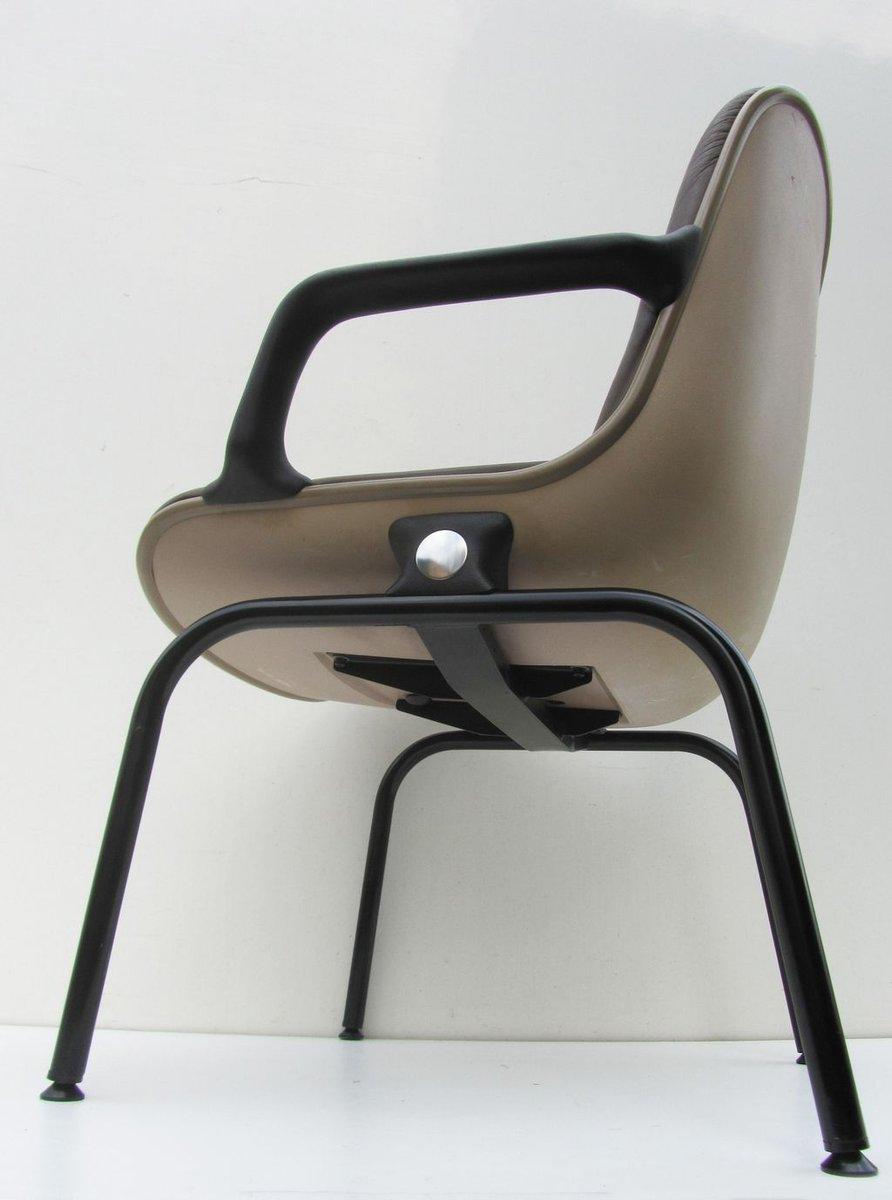 Chaise de bureau par comforto en vente sur pamono - Chaise de bureau confort ...