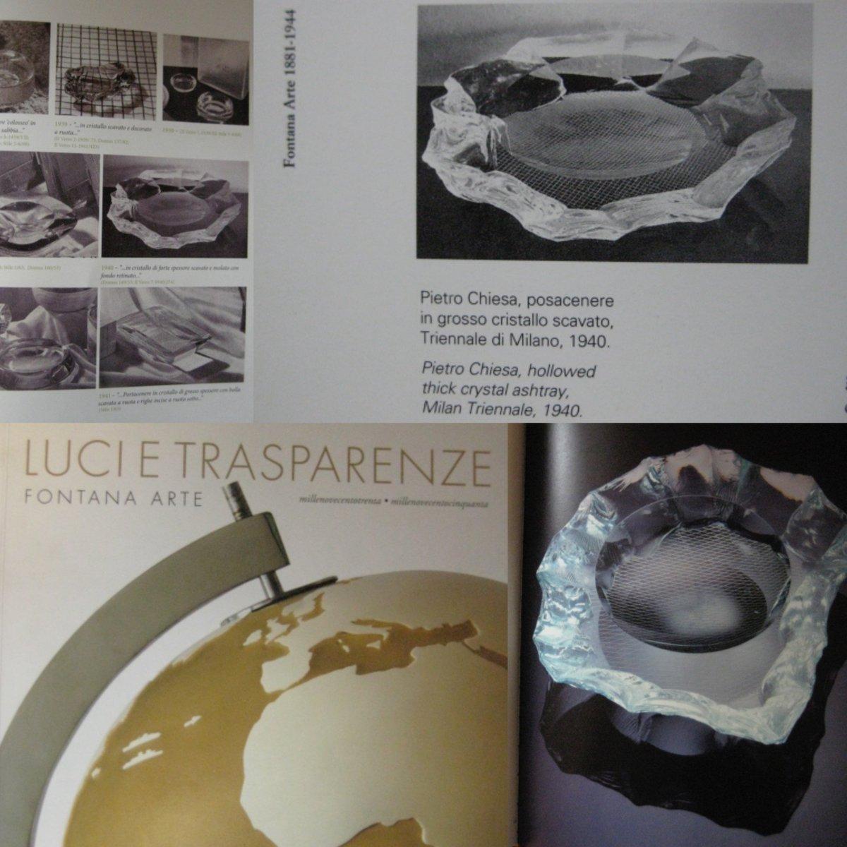 Scalpellato Bowl by Pietro Chiesa for Fontana Arte, 1940 for sale ...