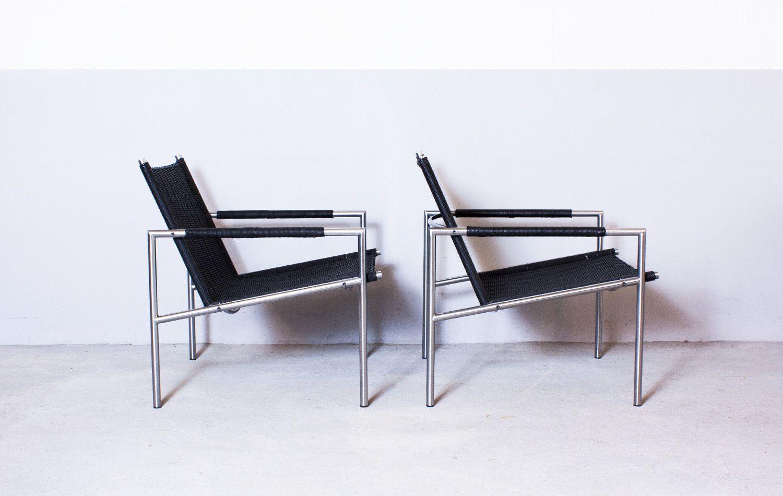 sz01 lounge stuhl von martin visser f r 39 t spectrum bei. Black Bedroom Furniture Sets. Home Design Ideas