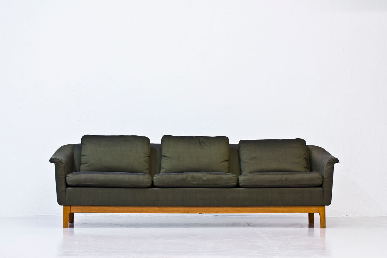 pasadena sofa von folke ohlsson f r dux 1950er bei pamono kaufen. Black Bedroom Furniture Sets. Home Design Ideas