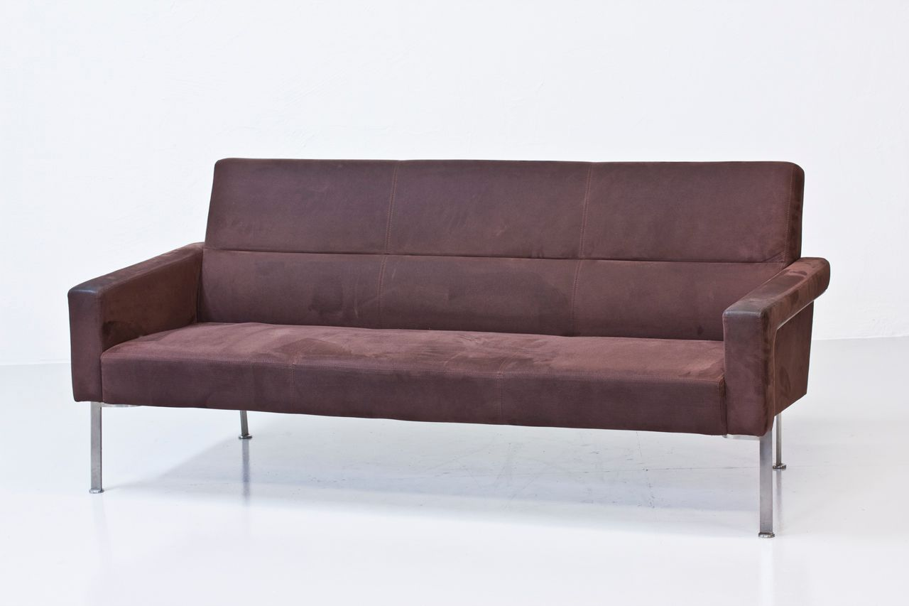 Three seater sofa by arne vodder for nielaus for sale at for 3 seater sofa