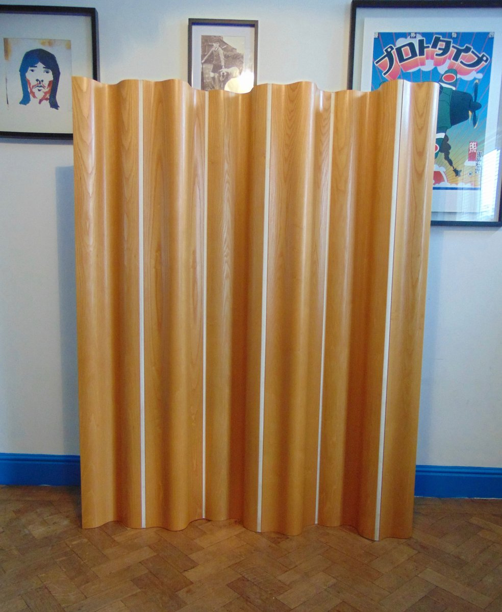 Folding Screen Fsw6 Folding Screen By Charles Ray Eames For Herman Miller For