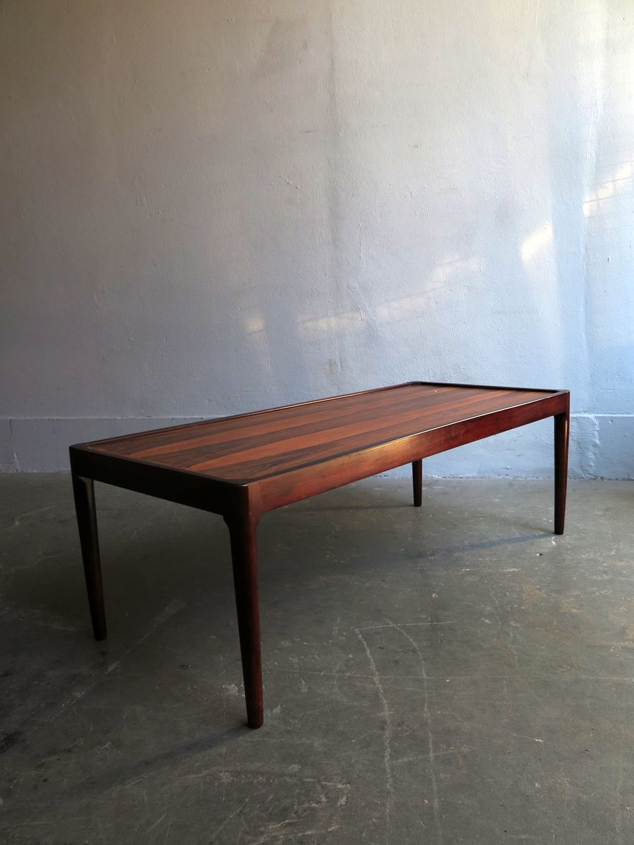 Vintage Mahogany Table 23