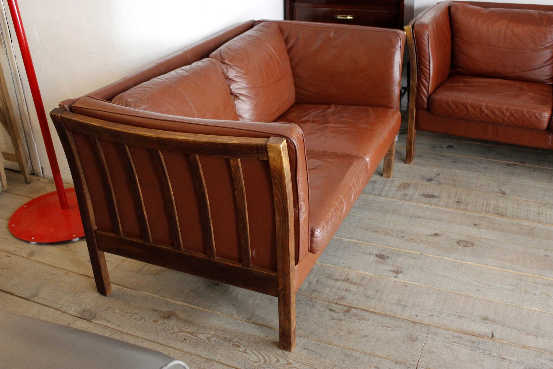 4 Seater Brown Leather Sofa 4 Seater Dark Brown Leather Sofas In