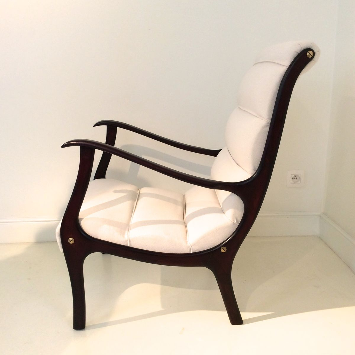 White italian armchairs 1950s set of 2 for sale at pamono for 2 armchairs for sale
