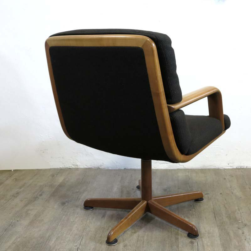Vintage Office Swivel Chair From Walter Knoll 1970s For