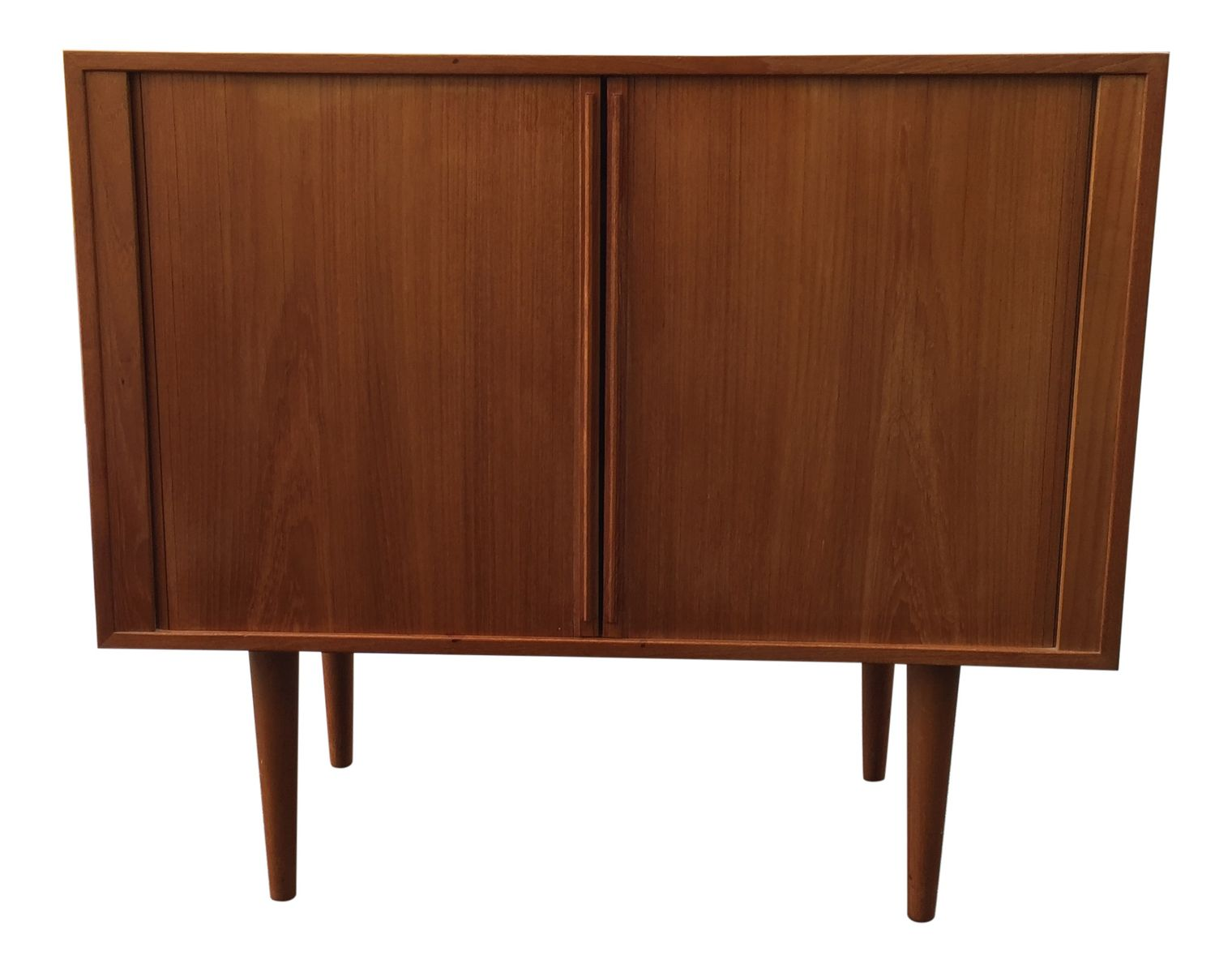 d nisches teak sideboard von kai kristiansen f r feldballes m belfabrik 1960er bei pamono kaufen. Black Bedroom Furniture Sets. Home Design Ideas