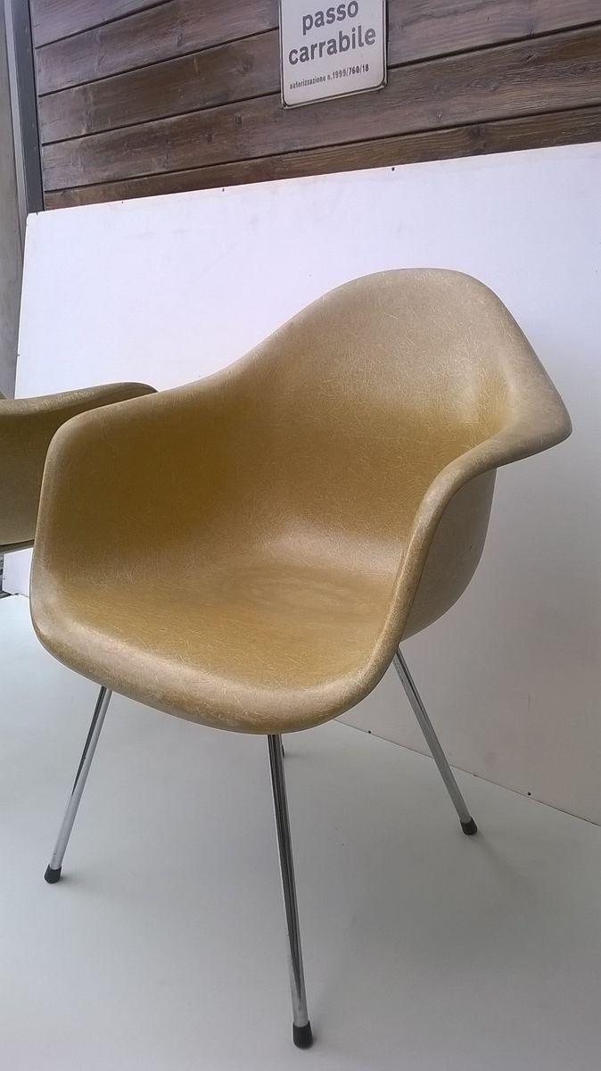 fiberglas st hle von charles ray eames f r herman miller 1950 2er set bei pamono kaufen. Black Bedroom Furniture Sets. Home Design Ideas