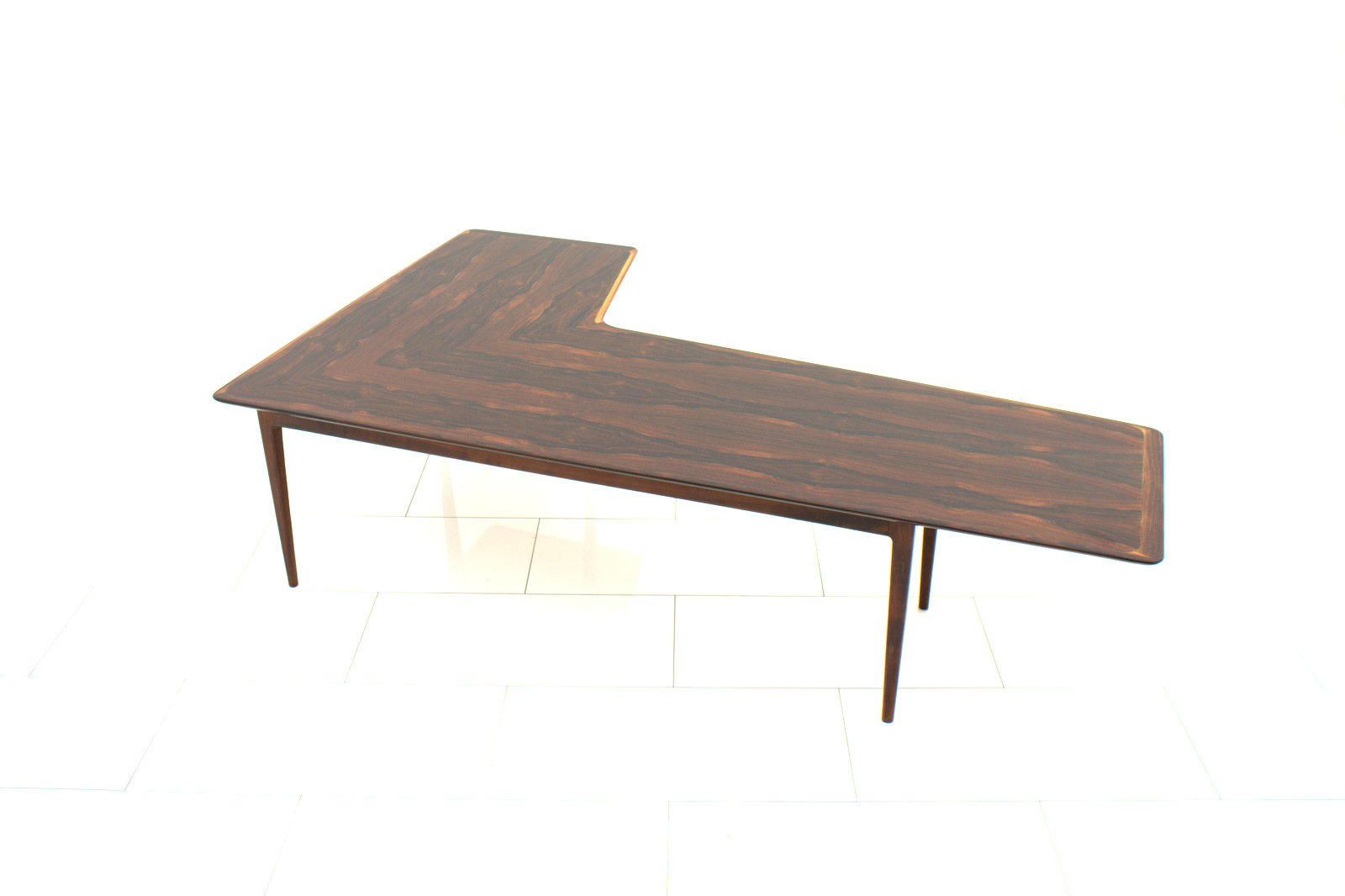 Great L Shaped Rosewood Coffee Table, 1960s 6. Price: $3,389.00 Regular Price:  $3,922.00
