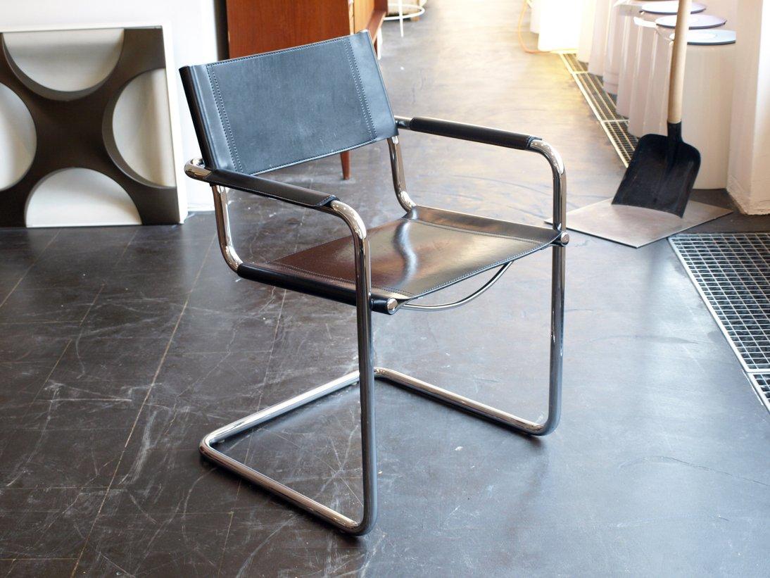 mg5 freischwinger stuhl von mart stam f r matteo grassi. Black Bedroom Furniture Sets. Home Design Ideas