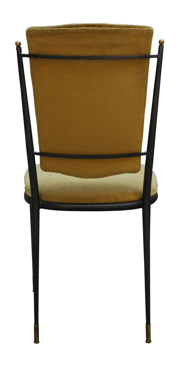 Dining Chairs By Baptistin Spade 1950s Set Of 8 For Sale