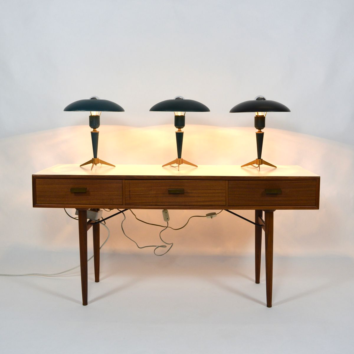 Tripod table lamps by louis kalff for philips 1958 set of 3 for tripod table lamps by louis kalff for philips 1958 set of 3 mozeypictures Gallery