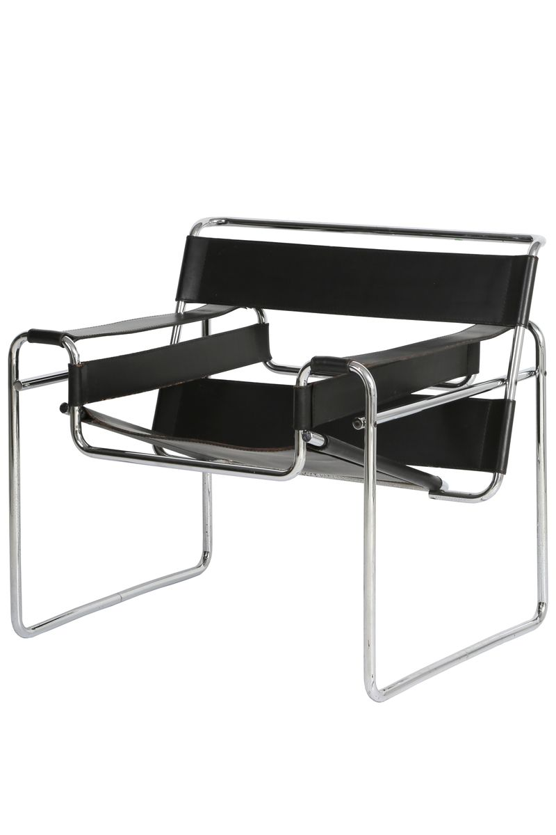 Marcel breuer wassily chair - Wassily Chairs By Marcel Breuer For Gavina 1960s Set Of 2 For Sale At Pamono