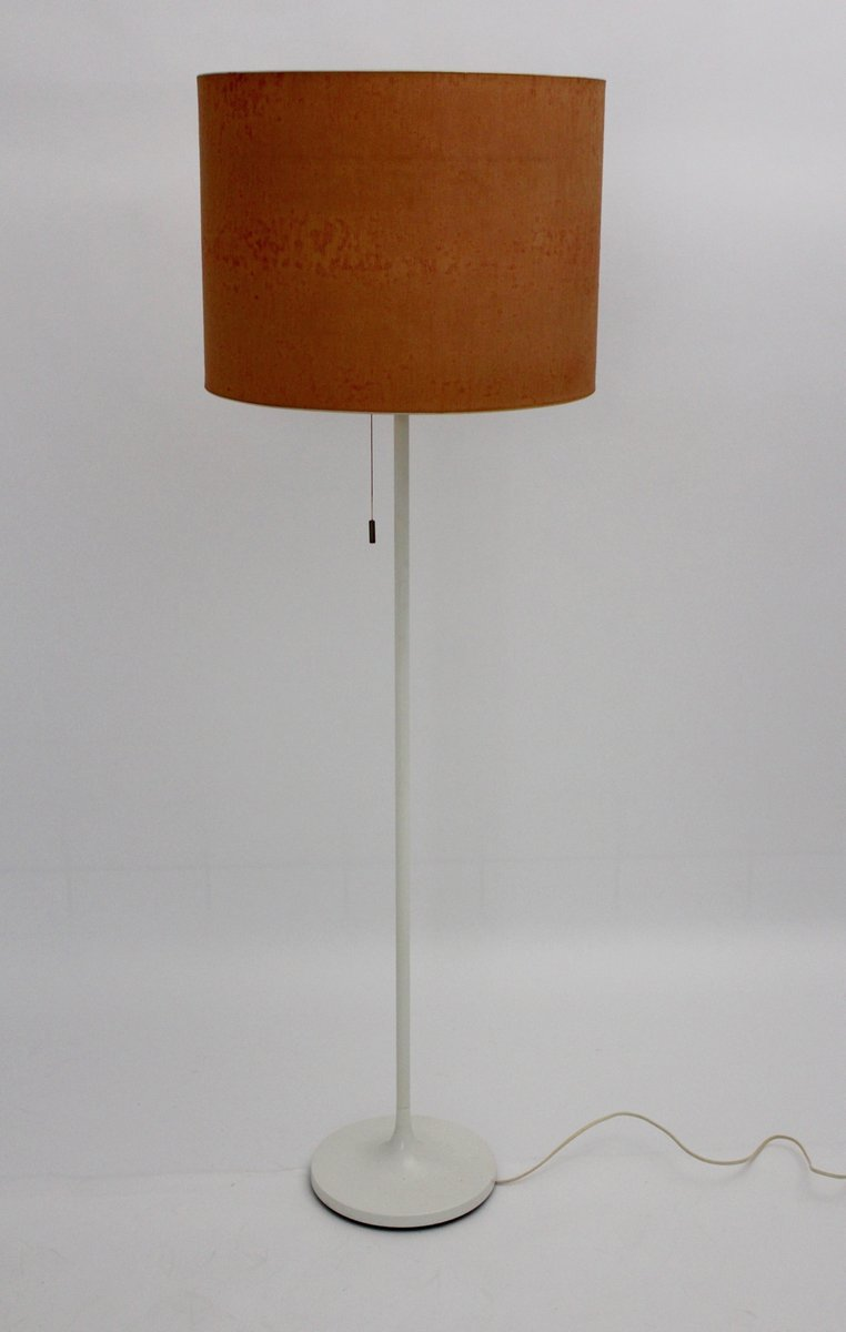 Metal floor lamp from erco 1970s for sale at pamono for 1970s floor lamps