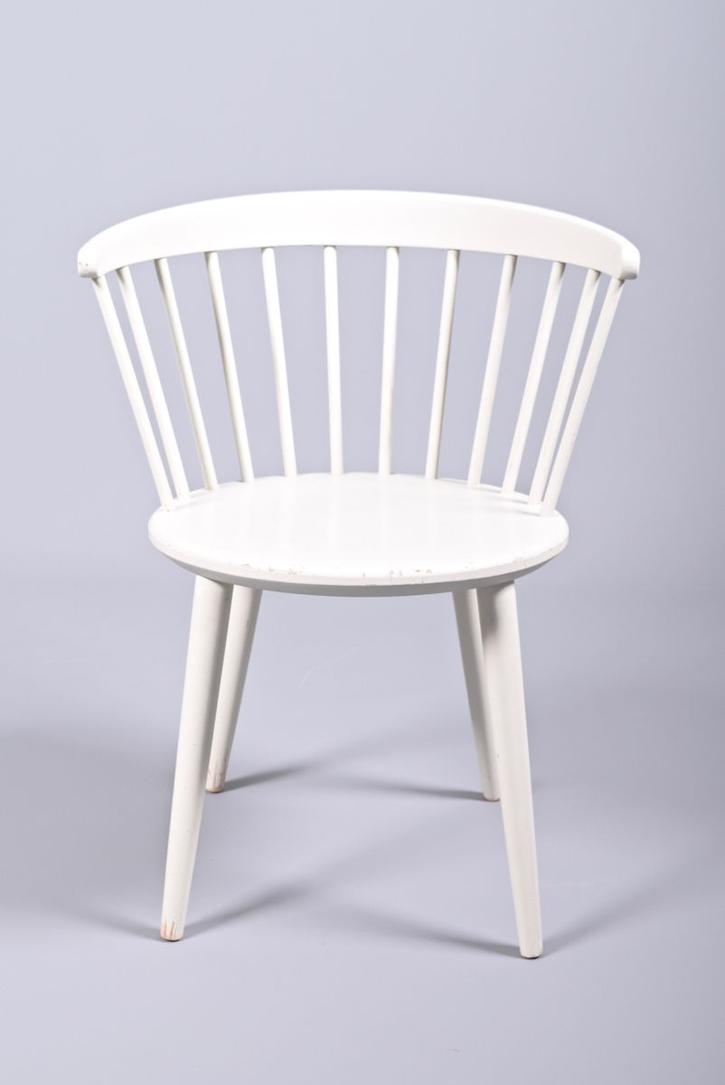 Vintage Dining Chair By Yngve Ekstr M For Nesto For Sale At Pamono
