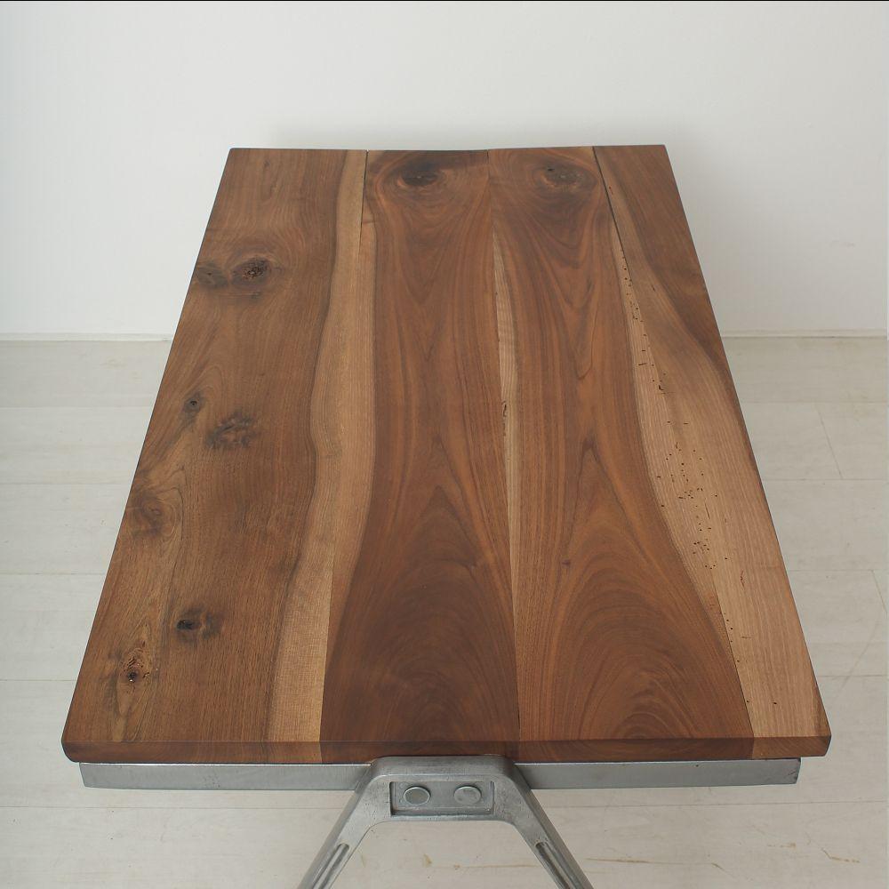 Table Basse Noyer Massif Design – Phaichicom -> Table Basse Noyer Massif