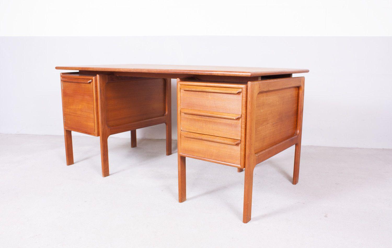 Mid Century Teak Office Desk