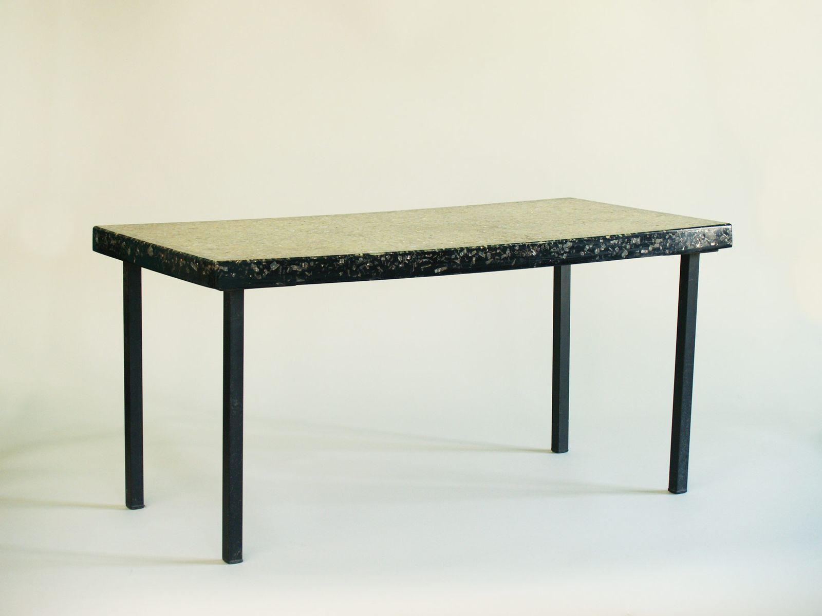 Fractal Resin Coffee Table By Pierre Giraudon 1970s For Sale At Pamono