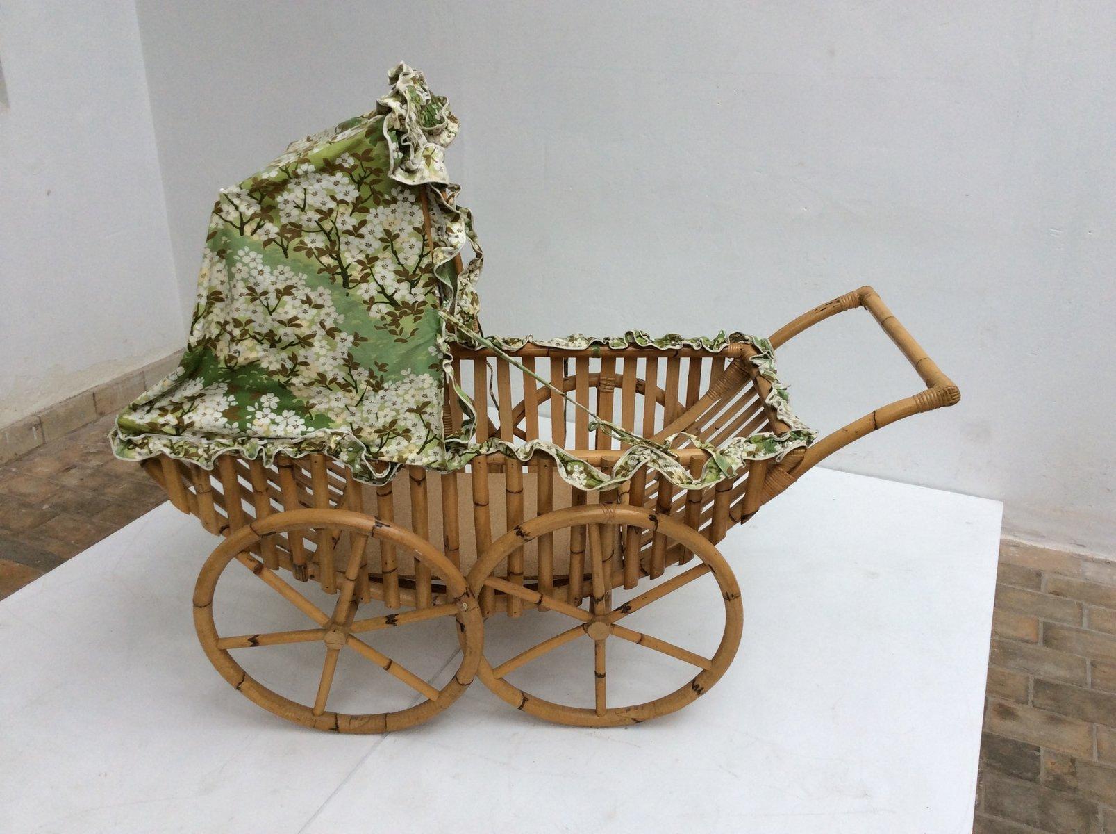 Vintage Baby Crib 58