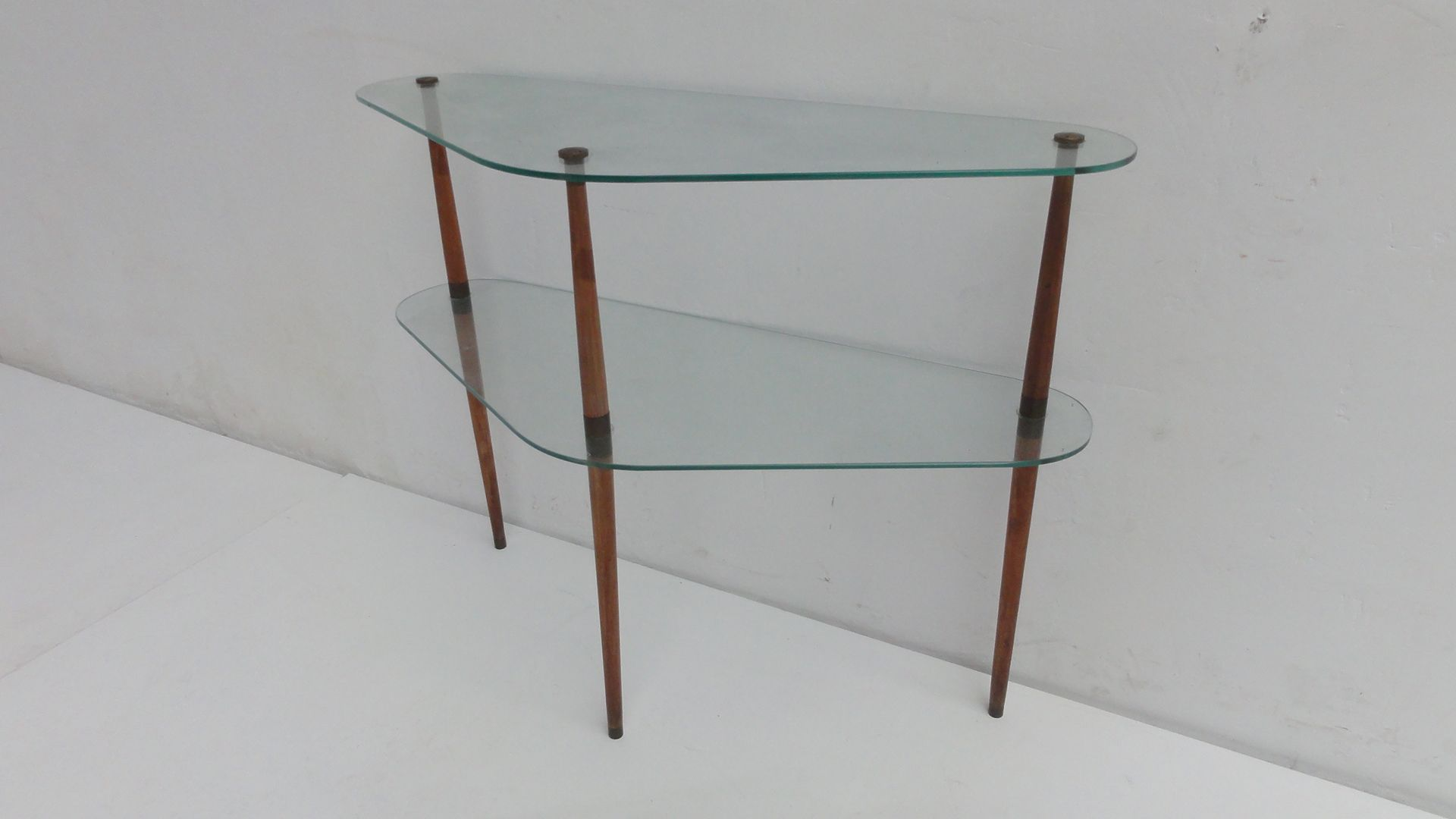 50s retro console table - photo #26