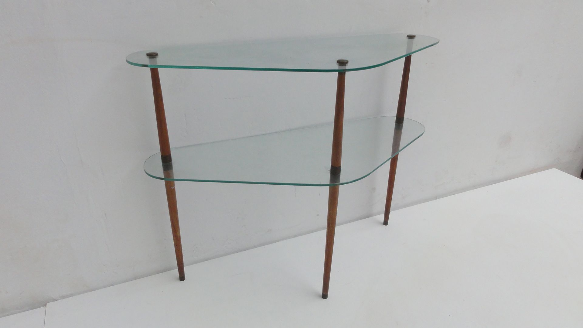 50s retro console table - photo #43