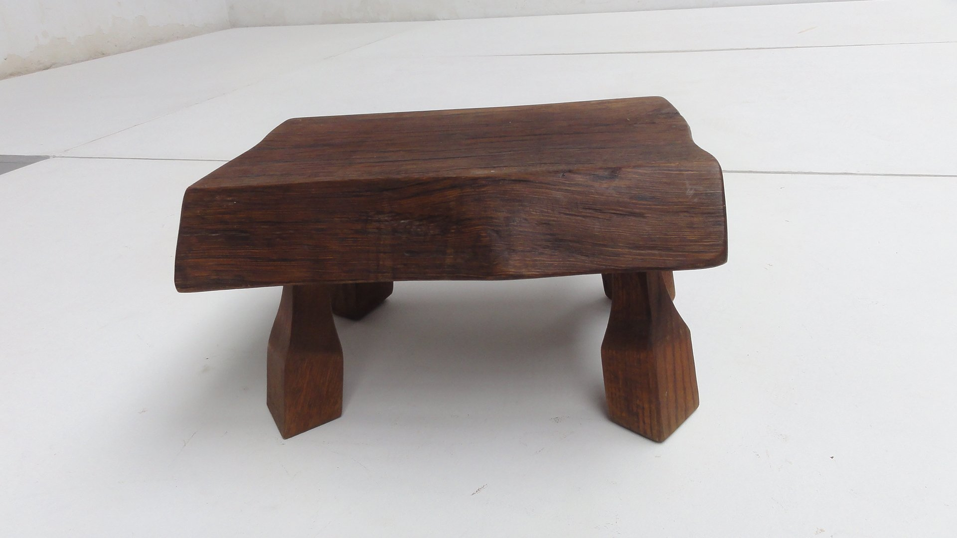 Vintage oak side table for sale at pamono for 11 table