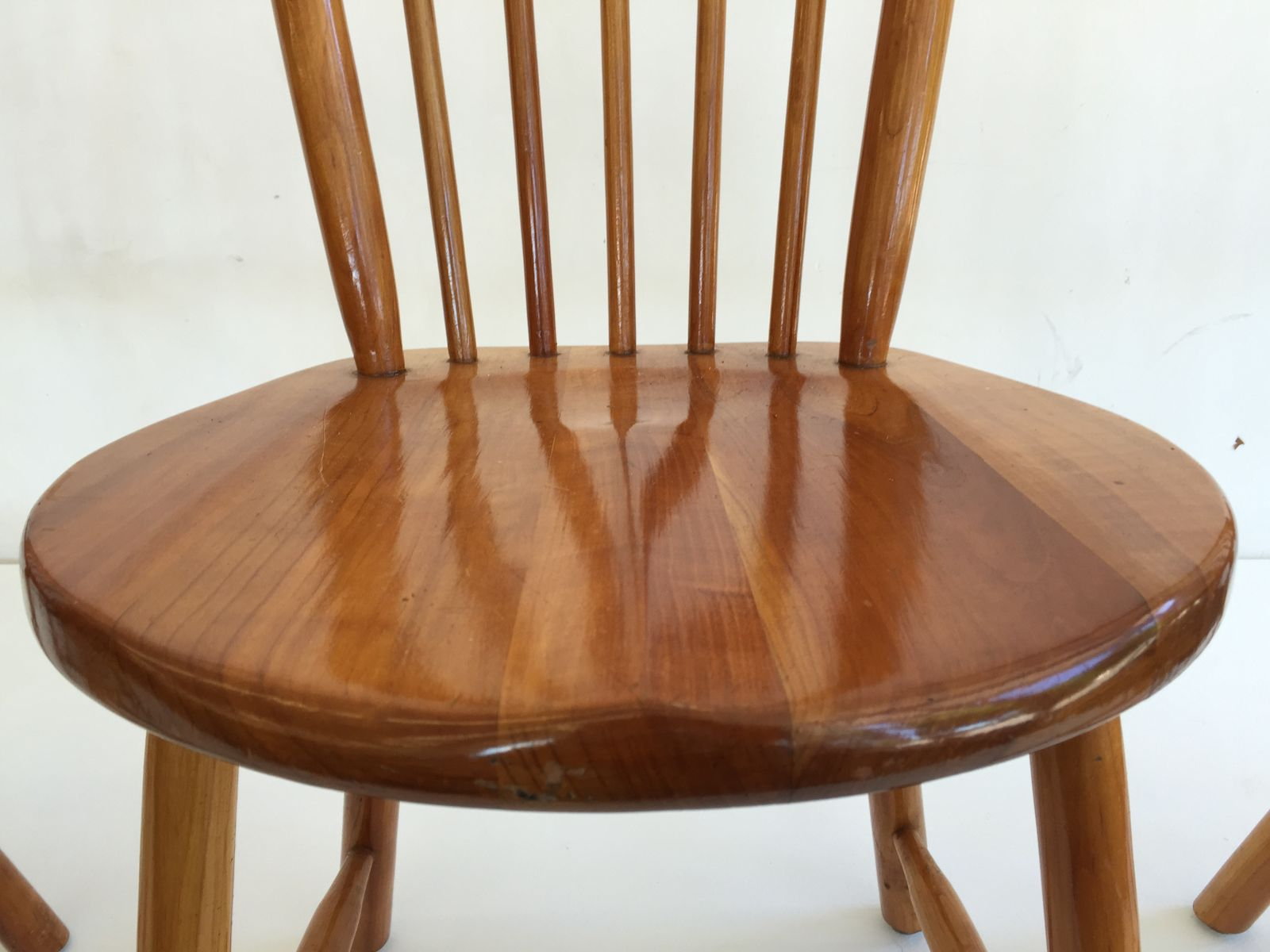 Swedish Dining Chairs By Akkerblom 1960s Set Of 4 For