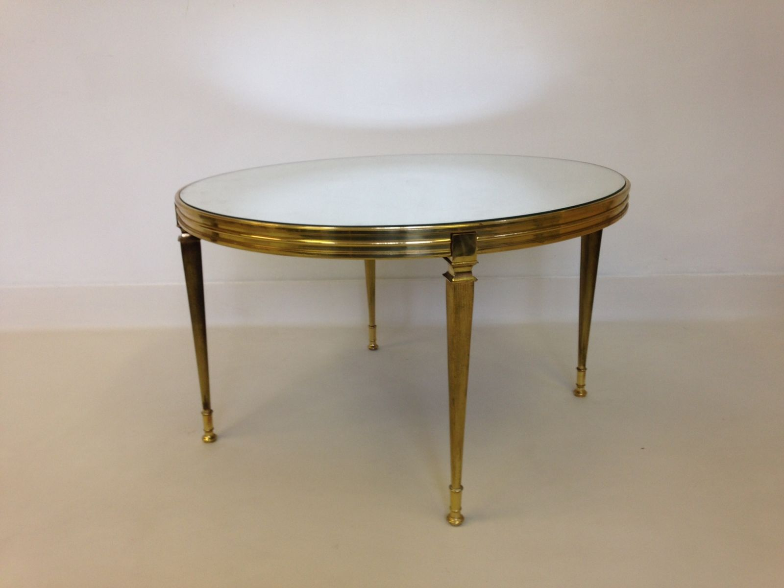 Vintage French Coffee Table For Sale At Pamono