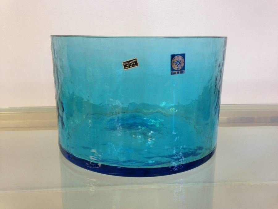 Murano punch bowl and glass set for sale at pamono for Why is it called a punch list