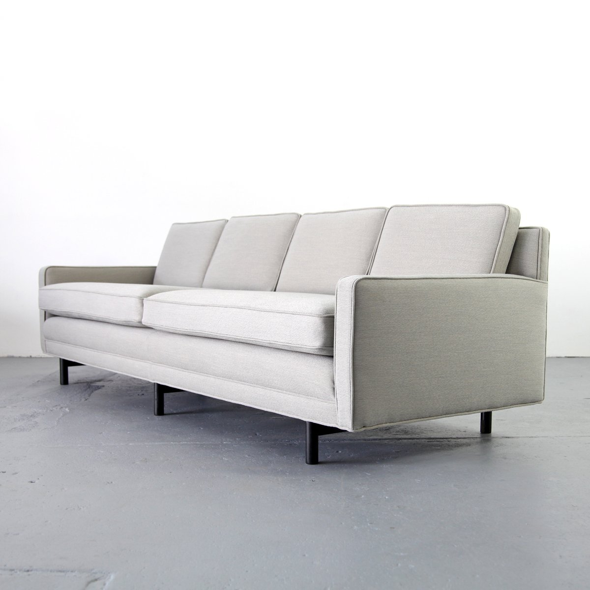 4 sitzer sofa von paul mccobb f r directional bei pamono. Black Bedroom Furniture Sets. Home Design Ideas